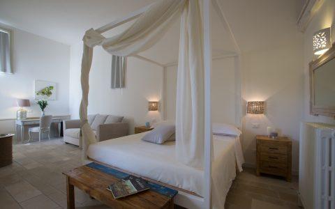 Promo 18 e 19 Agosto tutte le tipologie di camera a prezzi mai visti Li Pappi Antico Casale Bed and Breakfast in Salento